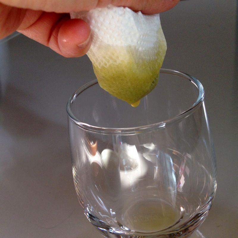 ニラ塩湯の作り方