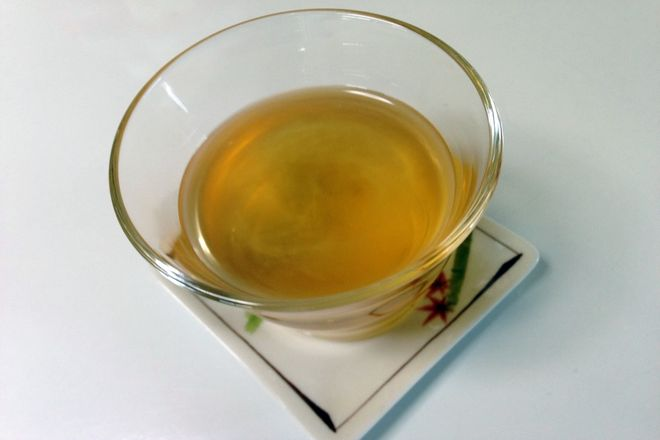 生姜酢りんこドリンク
