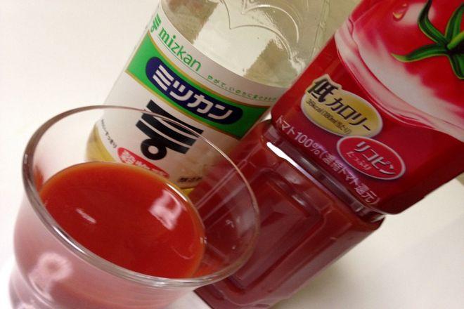 高血圧の予防にトマト酢
